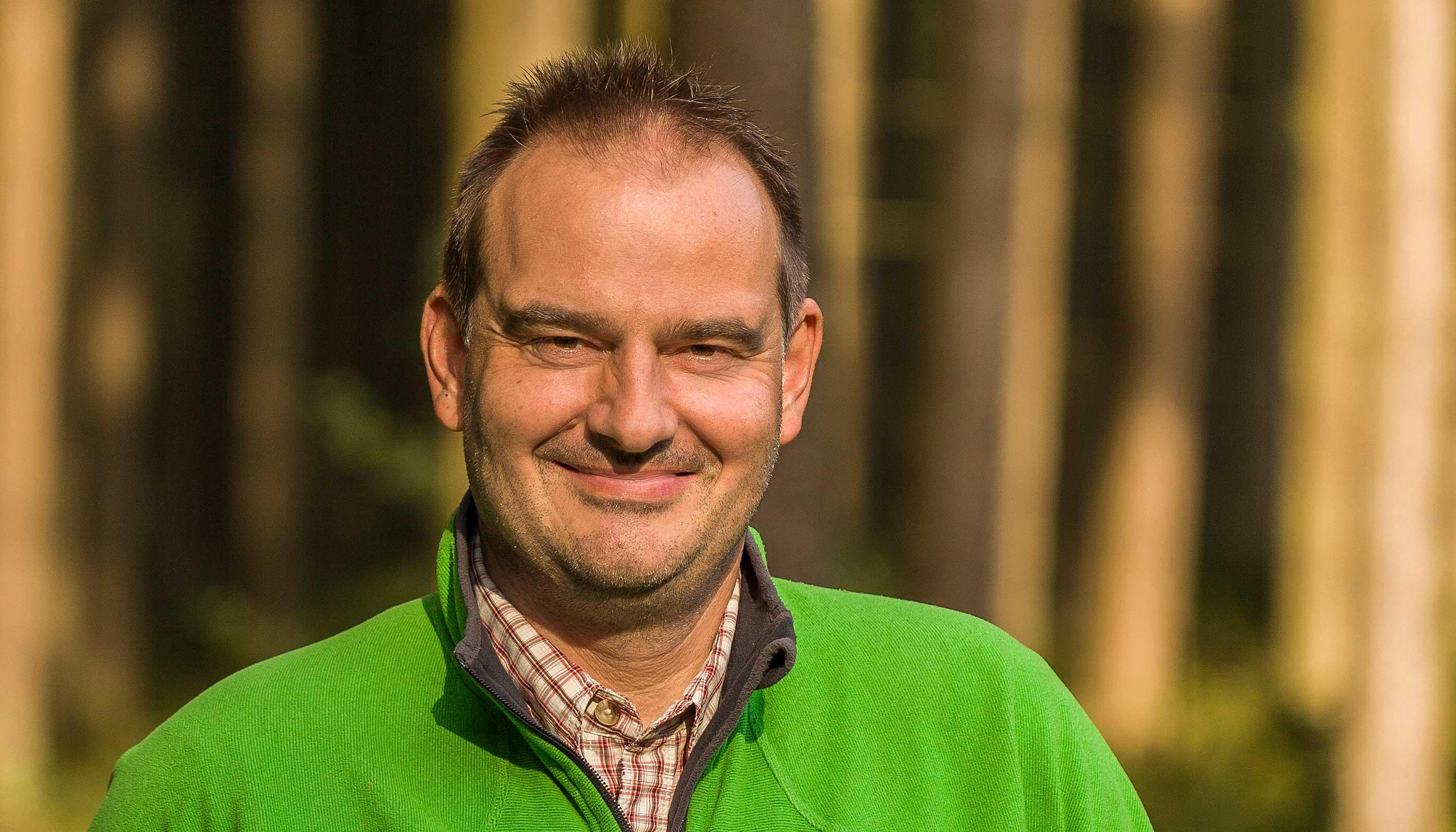 Andreas Schäfer, Dipl.-Forstwirt (Uni)