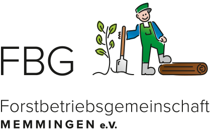 FBG Forstbetriebsgemeinschaft Memmingen e.V. Retina Logo
