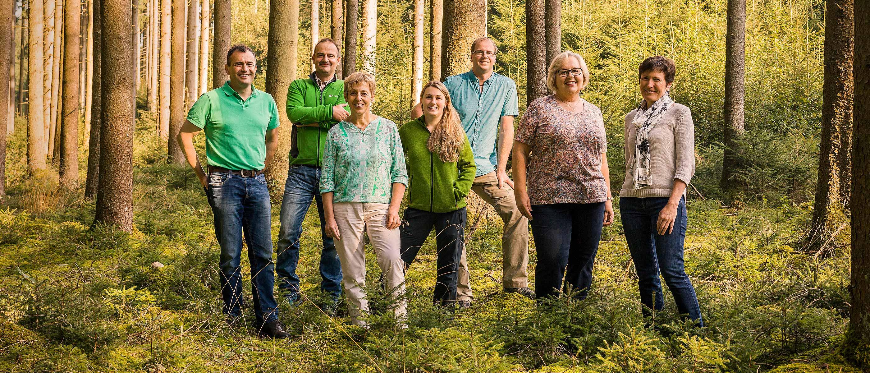 Das Team der FBG Geschäftsstelle Memmingen