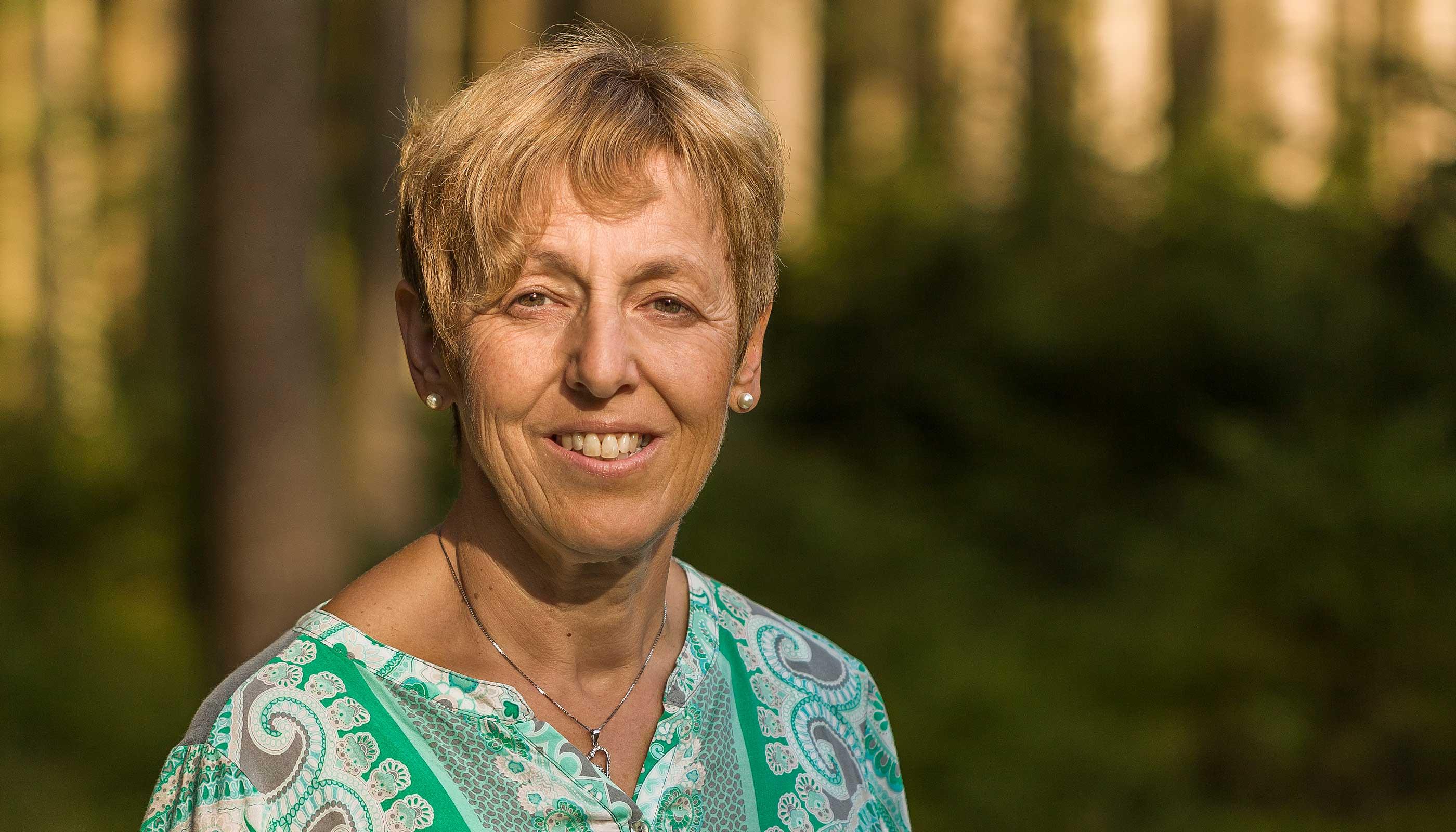 Hildegard Olbrich, Mitgliederverwaltung