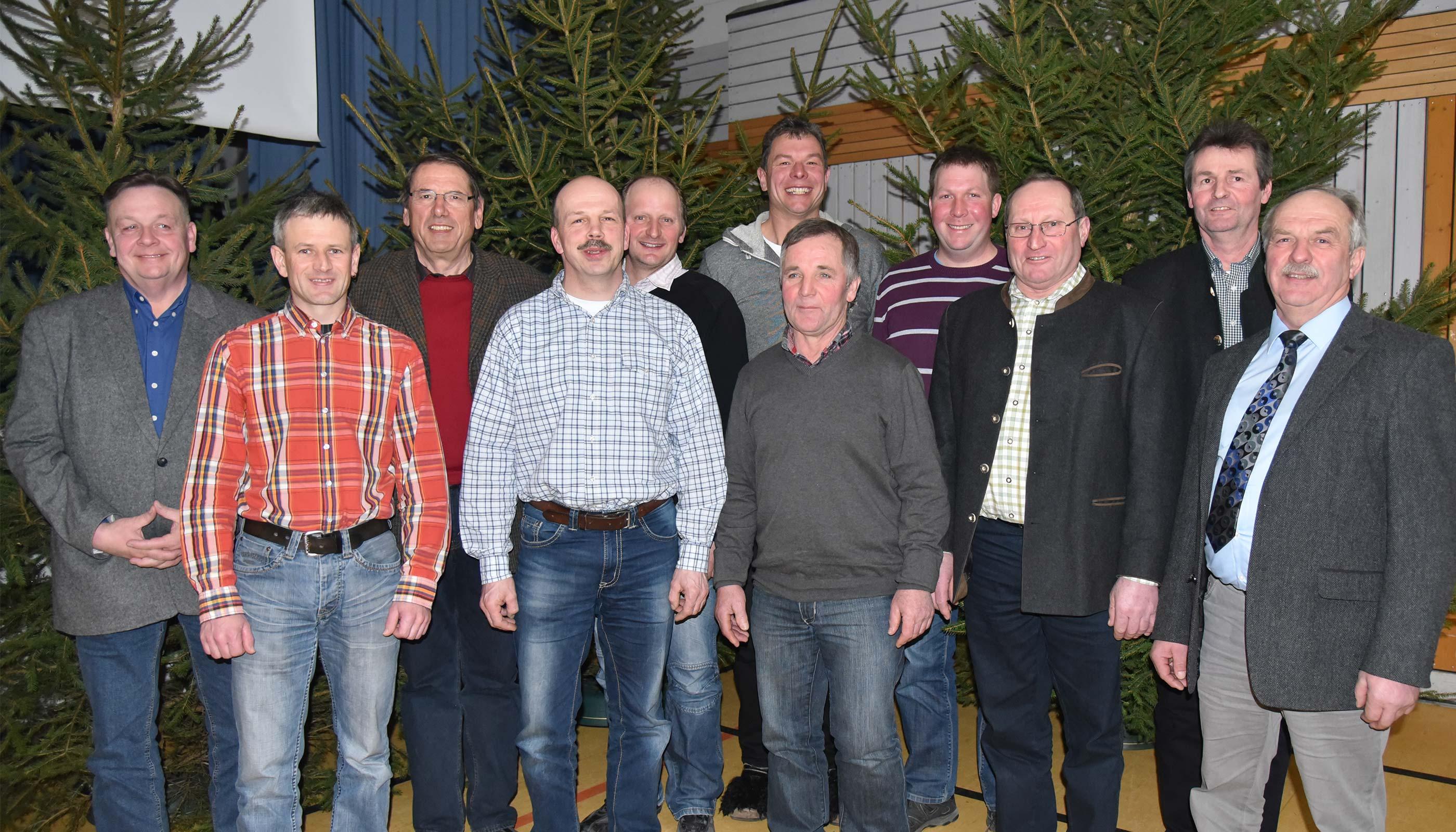 Vorstand der FBG Memmingen